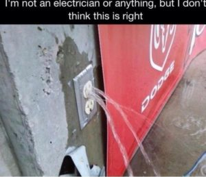 Electrician?